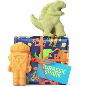 💜HP💜Lush Jurassic Spark Gift Set